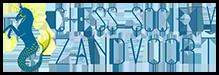 Schaken in Zandvoort Logo